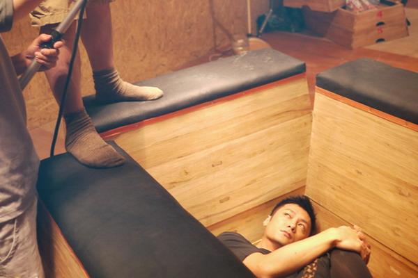 余文乐/Nike showroom 余文乐拍摄直击