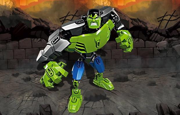 联盟 科技/复仇者联盟话题持续延烧,现在连LEGO也推出复仇者联盟模型...