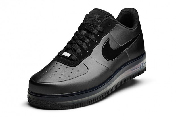 nike air force 1 xxx foamposite max black friday 别注限定高清图片