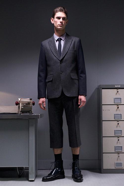 法国服装品牌Carvan 2013秋冬男装系列 服装
