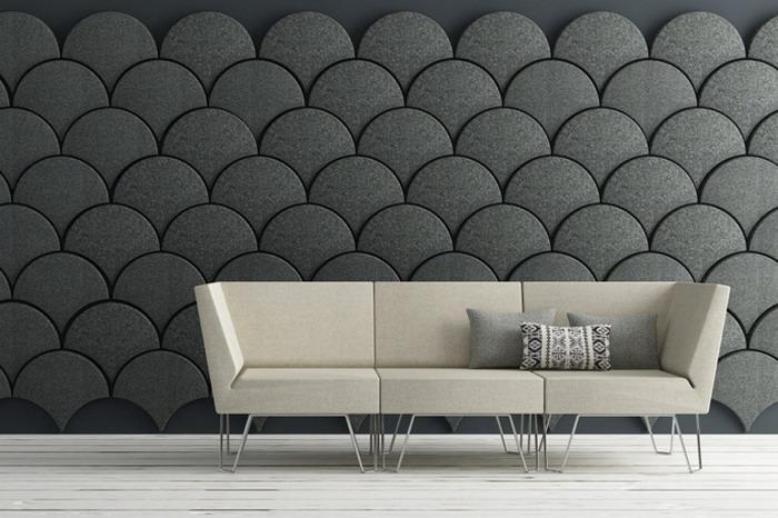 Stone Designs打造银杏叶吸音装饰面板【图】