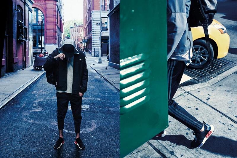 近赏 adidas Originals NMD 最新设计鞋款