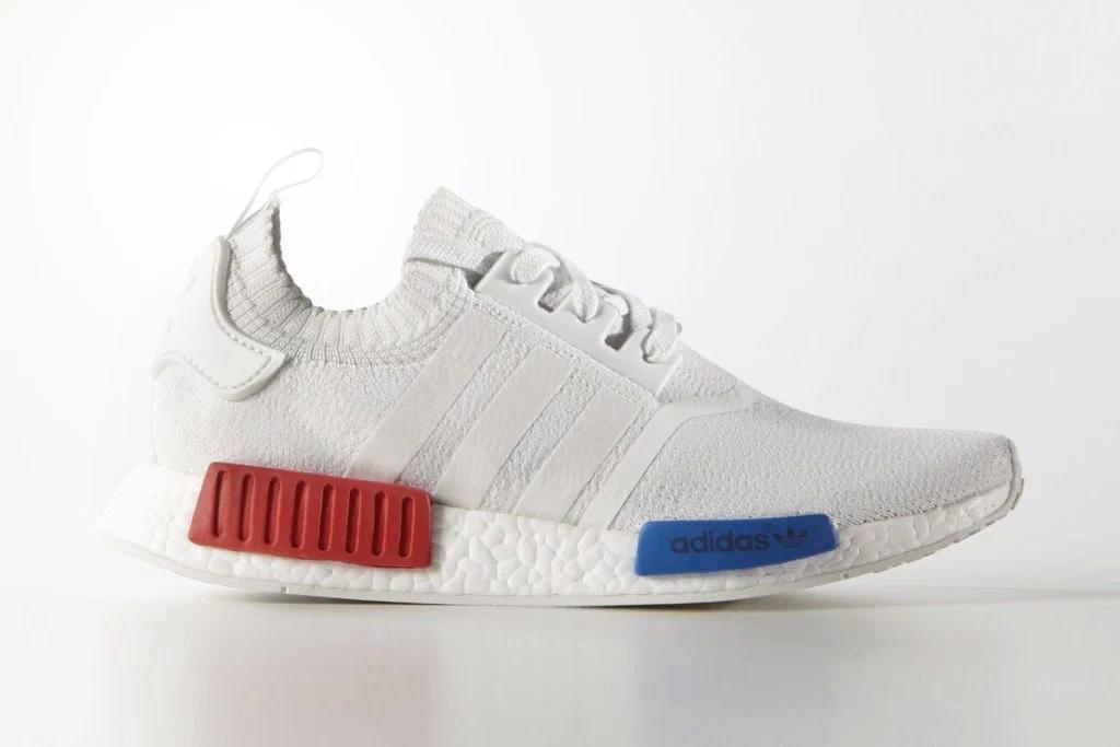 重磅来袭 adidas Originals NMD Runner 鞋款全白配色将于春季推出