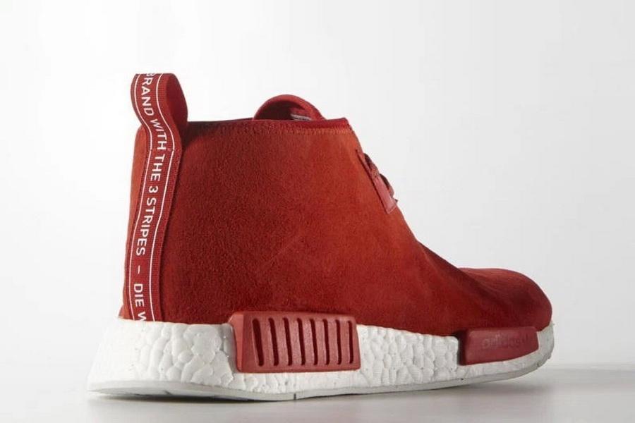 adidas Originals 正式发布全新 NMD Chukka 鞋款