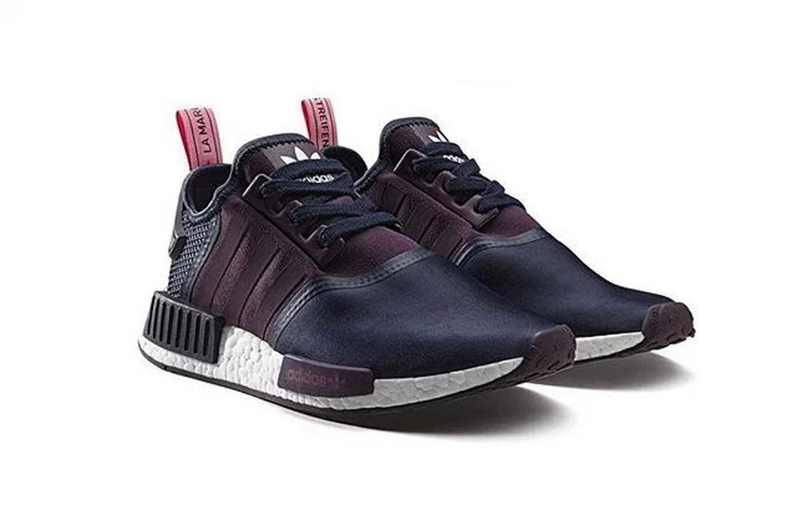 女生专属 adidas Originals NMD Military Shades Pack 鞋款突击上架