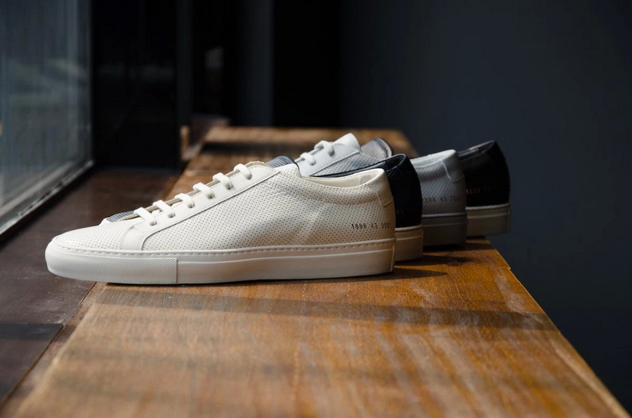 Common Projects 2016 春夏系列鞋款 - 鞋子 -