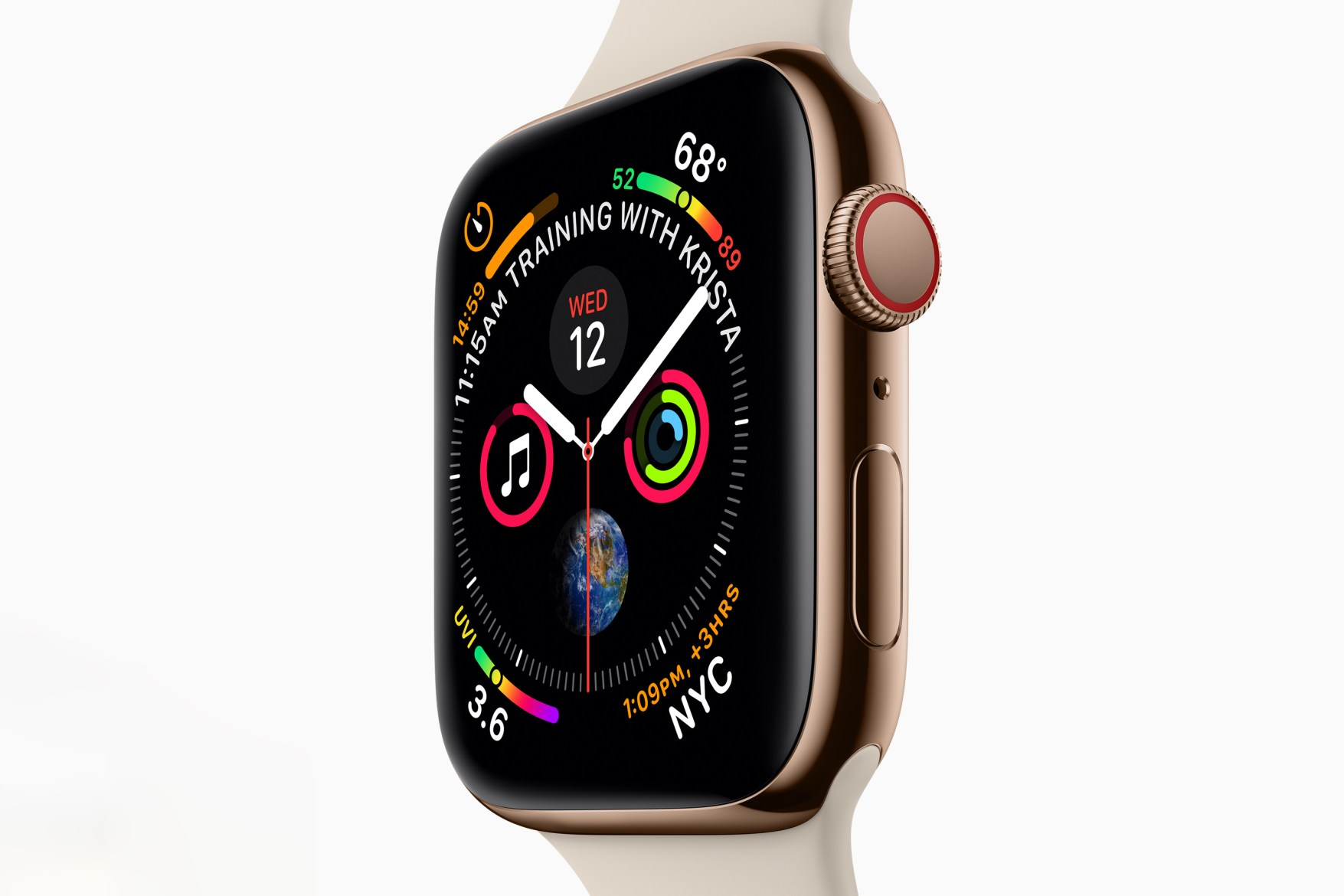 Apple 发布会- Apple Watch Series 4 全新登场