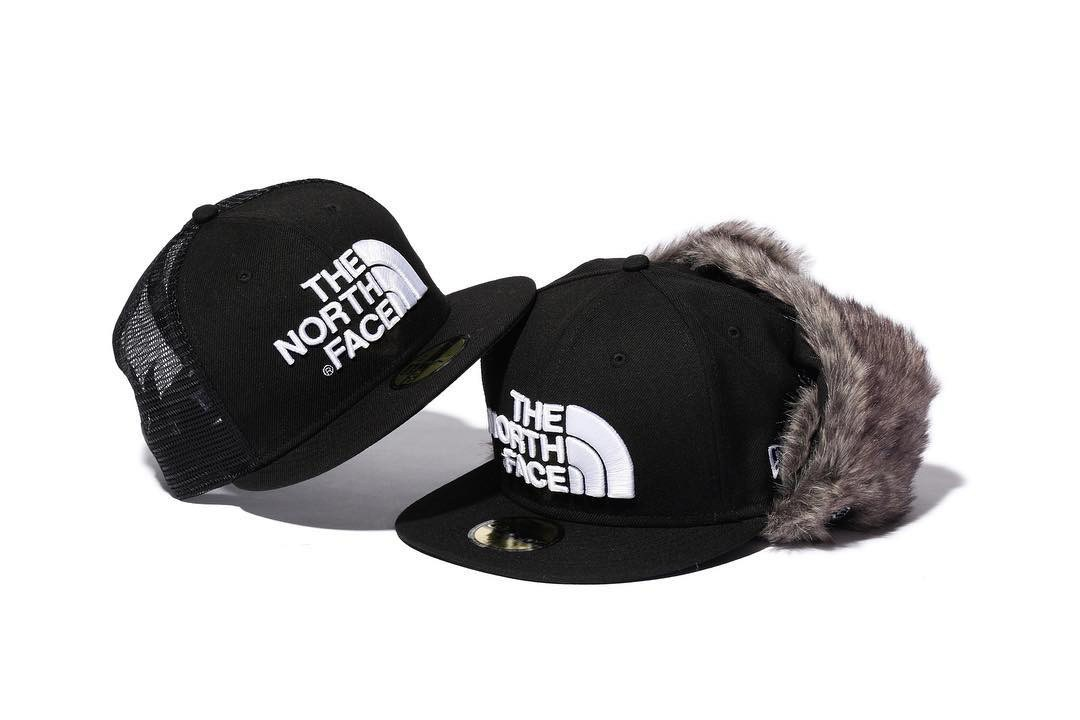 The North Face × New Era 全新联名系列上架