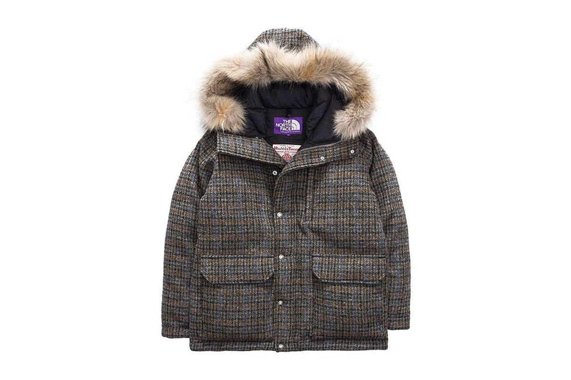 THE NORTH FACE PURPLE LABEL 全新冬装单品正式上架