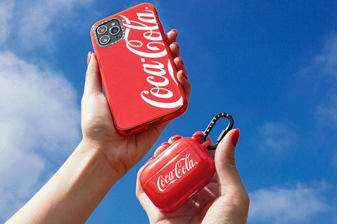 CASETiFY 推出最新「The Coca-Cola Collection」联乘系列